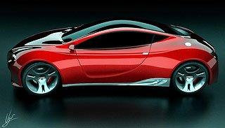 2007 Audi Locus Concept Design by Ugur Sahin 3