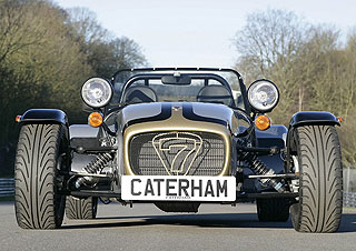2007 Caterham Seven Roadsport 150 2