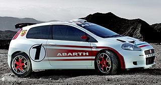 2007 Abarth Grande Punto S 2000 3