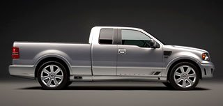 2007 Saleen S331 Sport Truck based on Ford F-150 2
