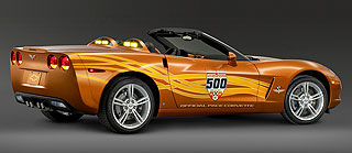 2007 Chevrolet Corvette Indy Pace Car 4