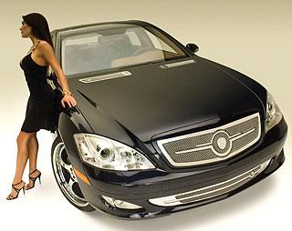 STRUT Mercedes-Benz S550