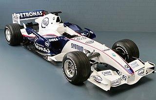 2007 BMW Sauber F1.07