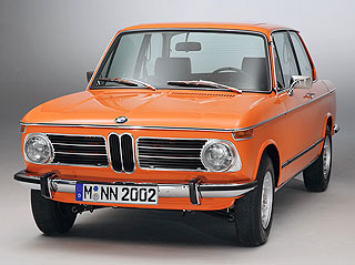 BMW 2002 tii Reconstructed