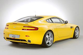 2007 Aston Martin V8 Vantage N24 3