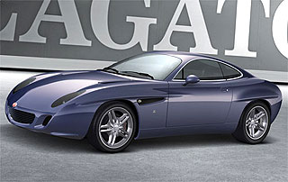 Zagato New Diatto