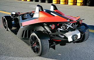 2007 KTM X-Bow Prototype 3