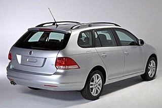 Volkswagen Jetta SportWagen 2
