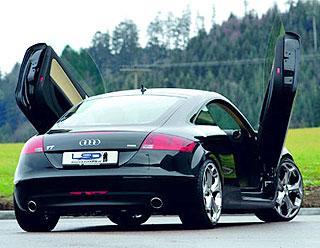 LSD Audi TT 2
