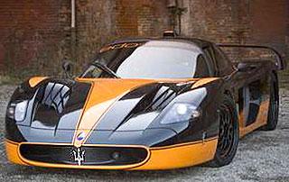 Edo 800-HP Maserati MC 12XX