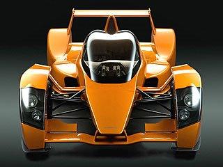 2007 Caparo T1 2