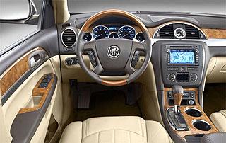 2008 Buick Enclave 4