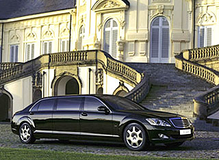 Mercedes-Benz New 517-HP Pullman State Limo