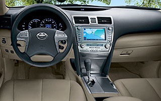 Toyota Limited Edition Camry Hybrid 2