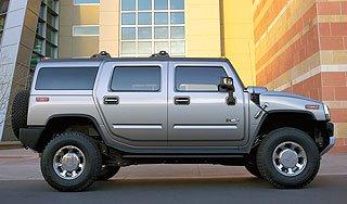 2008 Hummer H2 2