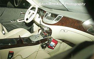 Hyundai New Luxury Sedan Genesis Concept 4