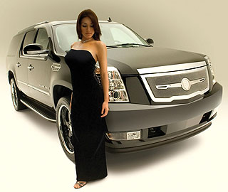 STRUT Cadillac Escalade Vail Collection 2