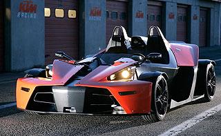 2007 KTM X-Bow Prototype