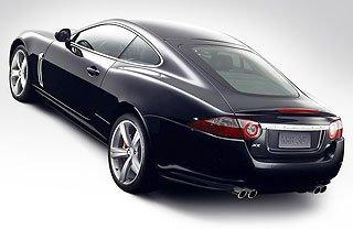 2008 Jaguar XKR 4