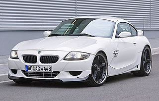 2007 AC Schnitzer BMW Z4 M Coupe