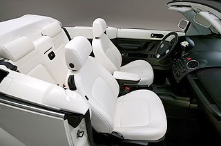 2007 Volkswagen New Beetle Convertible Triple White Special Edition 6