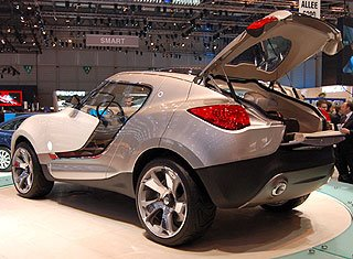 Hyundai HED-4 concept 2