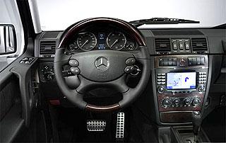 Mercedes-Benz G-Class 3