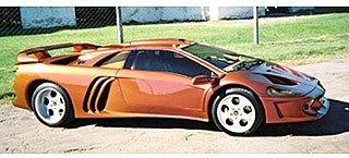 Lamborghini Diablo-Based Alar 777