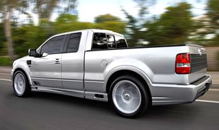 2007 Saleen S331 Sport Truck based on Ford F-150 3