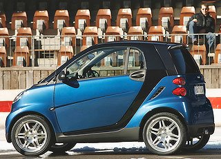 2008 Brabus smart fortwo 3