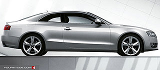 Audi A5 Coupe photo 3