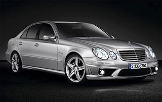 Mercedes Benz E63 514hp