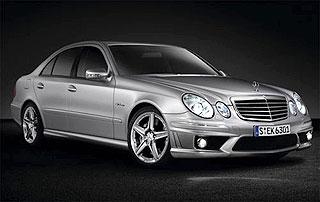 Mercedes Benz E63 514hp