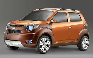 2007 Chevrolet Trax Concept 2