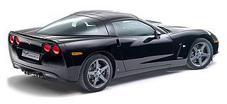 2007 Chevrolet Corvette Victory Edition