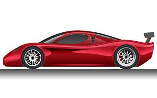 Alfa romeo picchio racer 2