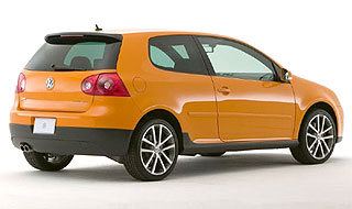 Volkswagen Fahrenheit GTI 2 Special Edition