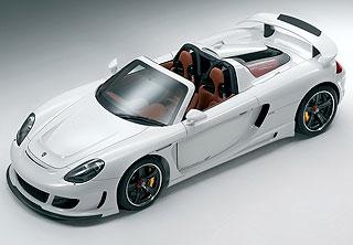 2007 Gemballa Porsche Carrera Mirage GT 3