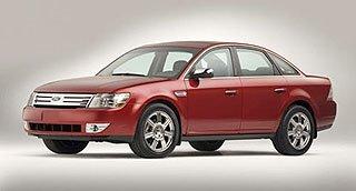 Ford 2008 Taurus