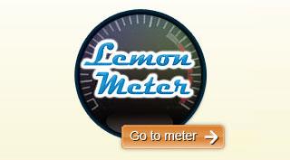 lemon meter
