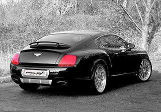 2007 Project Kahn Bentley Continental GT 4