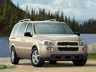 New Chevrolet Crossover Vehicle