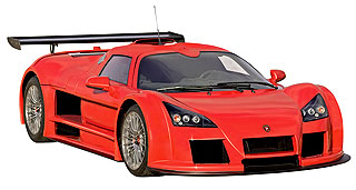 2007 Gumpert Apollo Sport