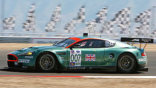 2006 Aston Martin DBR9 4