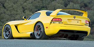 2007 Hennessey Twin Turbo Dodge Viper SRT 2