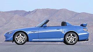 2008 Honda S2000 CR Prototype 3