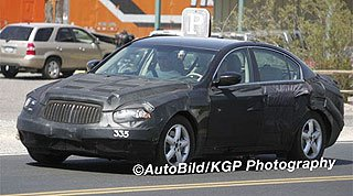 Hyundai New Luxury Sedan Genesis Concept 3