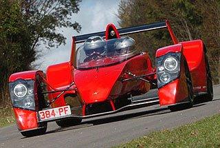 550-HP Caparo T1