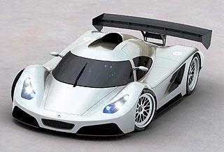 2005 I2B Concept Project Raven Le Mans Prototype