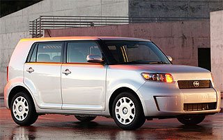 scion Stretched 2008 xB